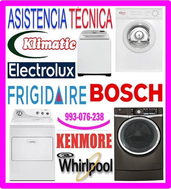 Reparaciones de secadoras a gas Whirlpool