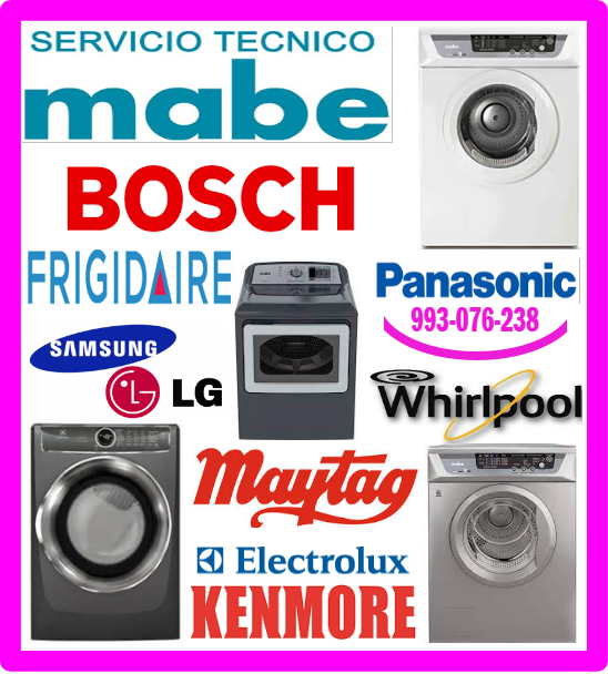 Reparaciones de secadoras Bosch 993076238
