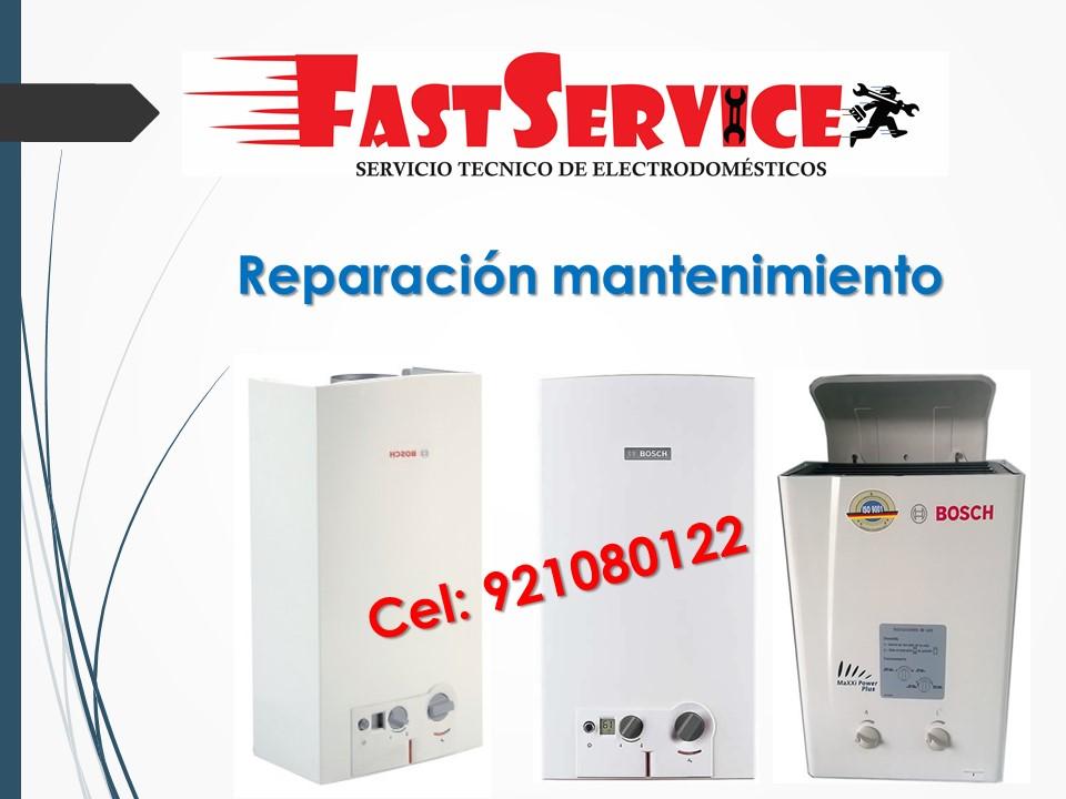 SERVICIO TECNICO TERMA BOSCH 921080122 reparaciones