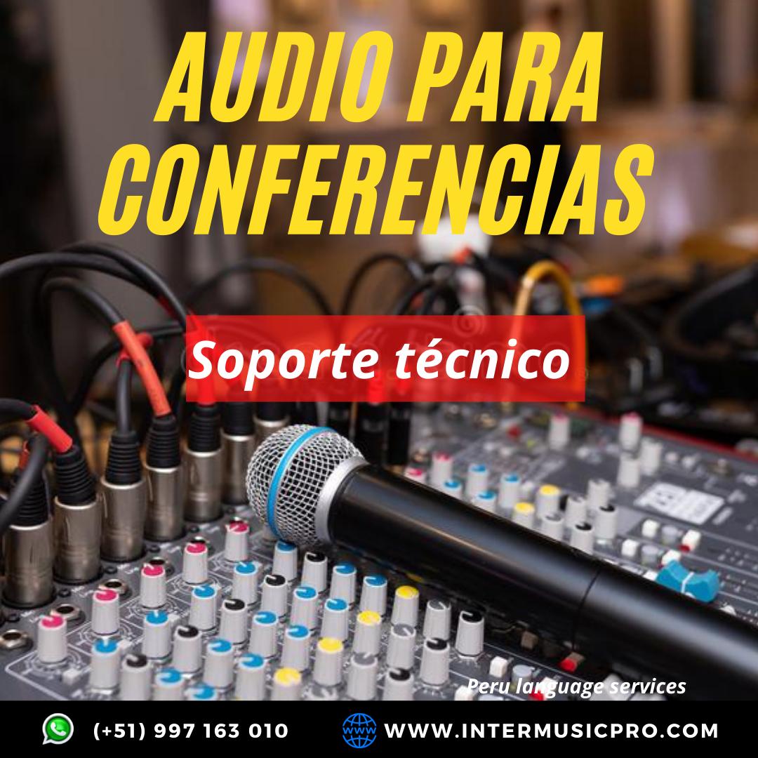 Traducción simultánea Cusco/Trujillo Lima ✅ 997163010