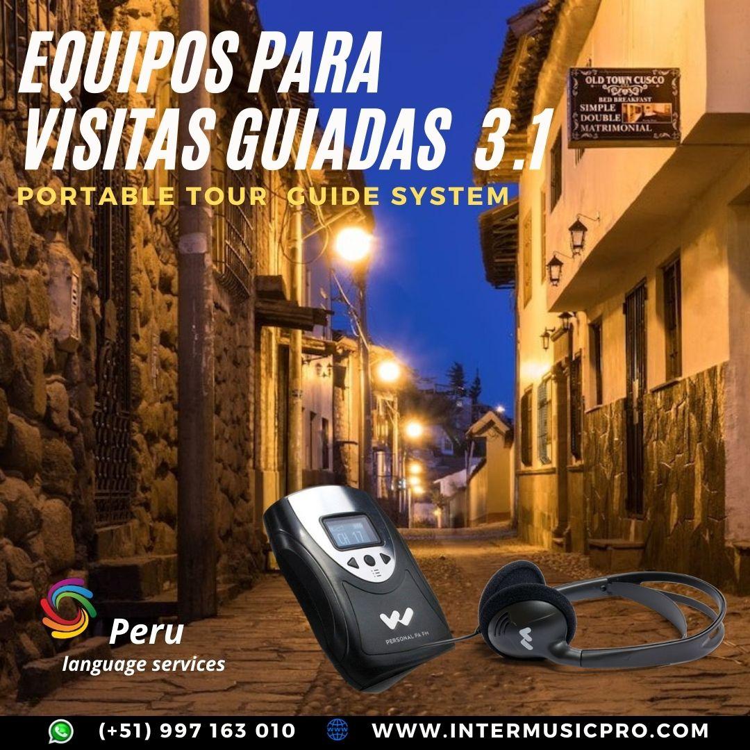 Equipos para eventos TRADUCCION IDIOMAS LIMA ✅ 997163010
