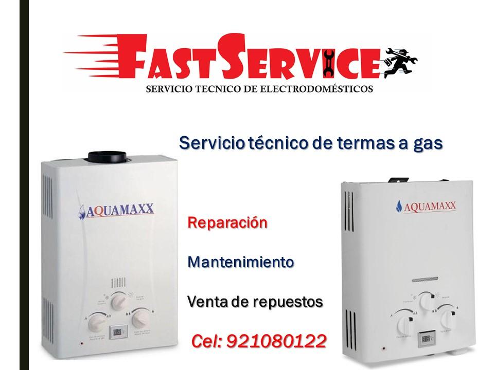 SERVICIO TECNICO DE TERMAS ACUMAXX CEL: 921080122 EN LIMA