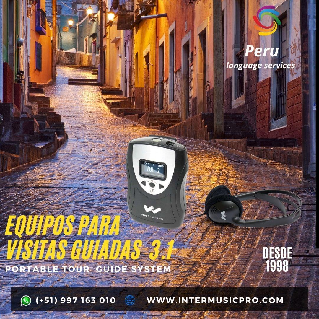 Servicio de TRADUCCION PARA EVENTOS ✅ 997163010