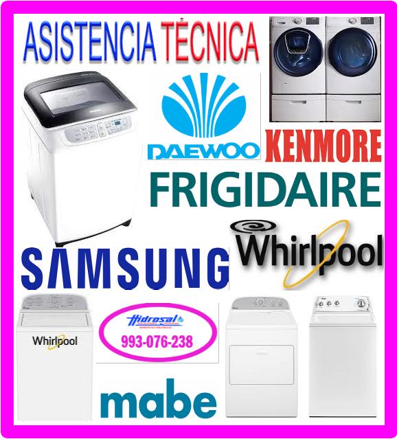 Reparaciones de lavadoras Klimatic 993076238