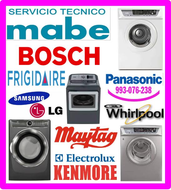 Reparación de secadoras Whirlpool 993076238