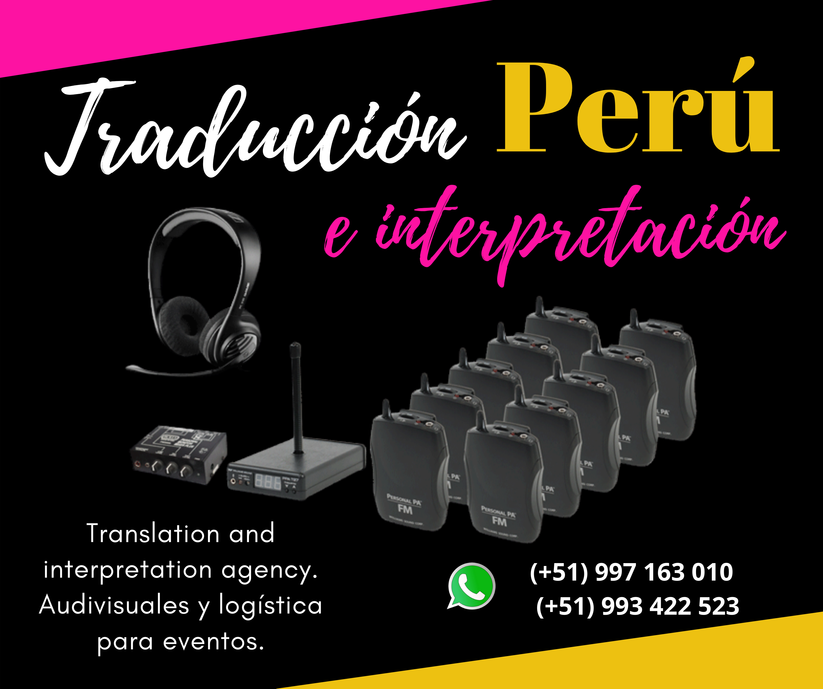Portugués español Traducción de idiomas Lima