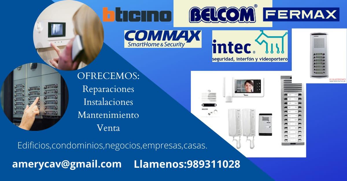 REPARACIONES,MANTENIMIENTO DE CERCOS ELÉCTRICOS 989311028