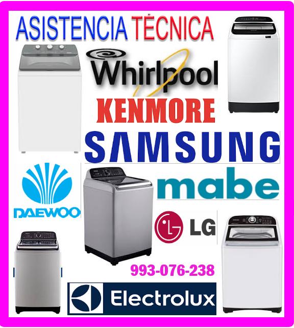 Reparación lavadoras Whirlpool 993076238