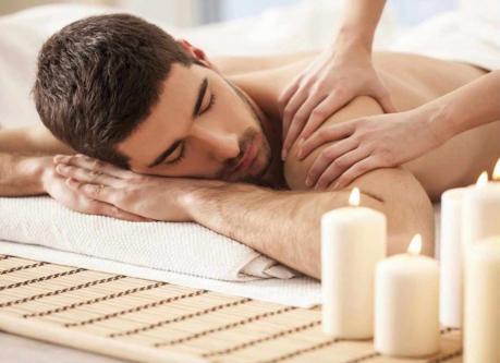 Masajes relajantes energéticos y terapias relax